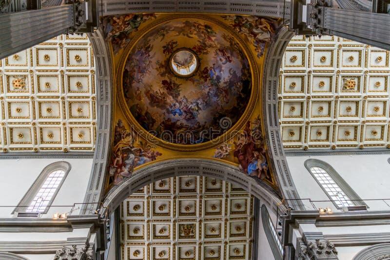 Florencia Toscana stock foto