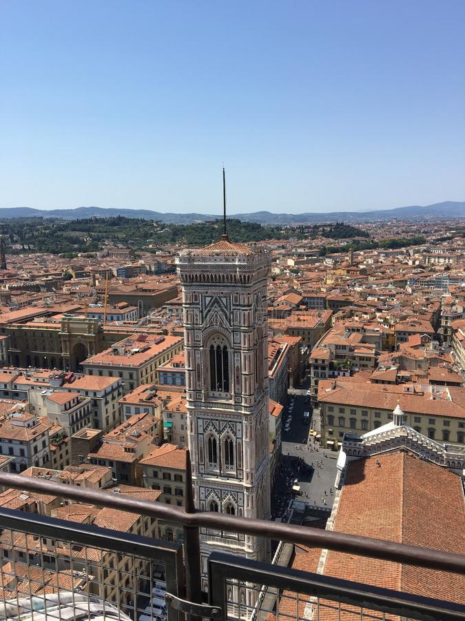 Florencja obraz royalty free