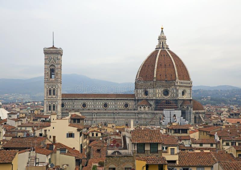 Florencja Duomo obrazy royalty free
