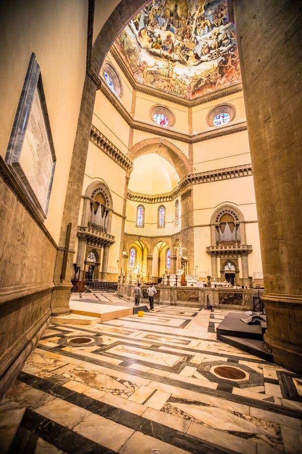 Florencja - kopuła zdjęcie royalty free