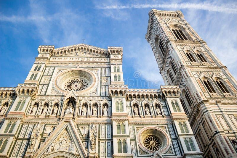 Florencja Santa Maria Del Fiore katedra zdjęcie stock