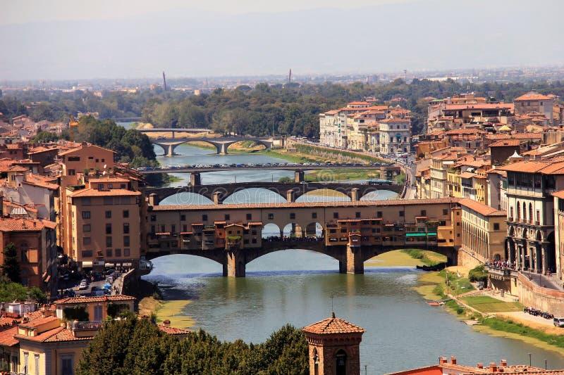 Florencja, Włochy zdjęcia royalty free