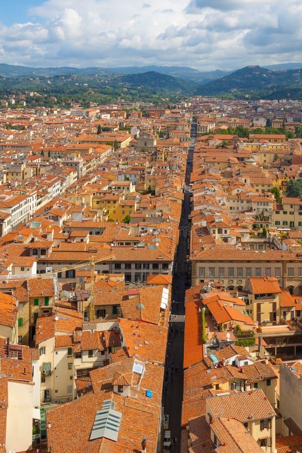 Florencja Włochy zdjęcia royalty free
