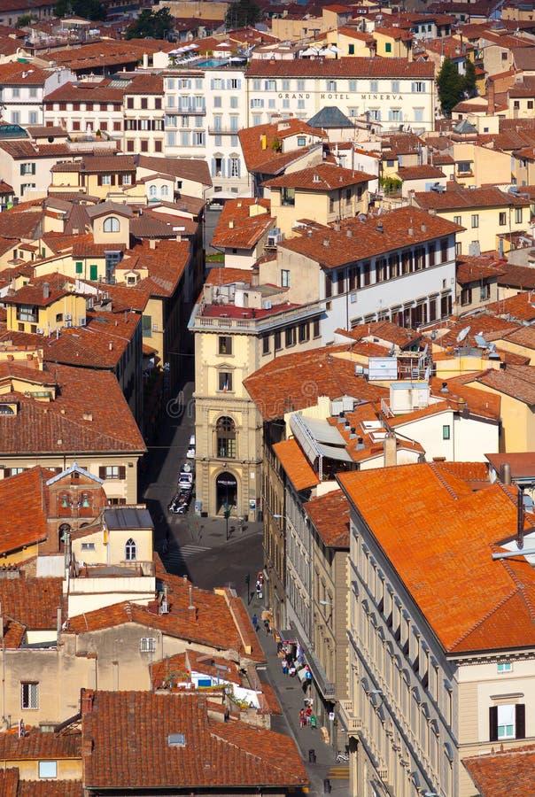 Florencja Włochy zdjęcia stock