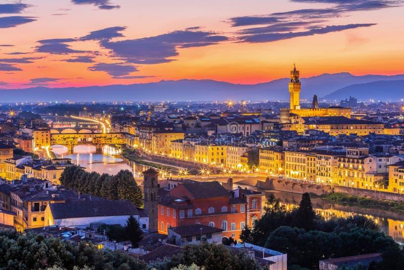 Florenz, Italien stockfoto