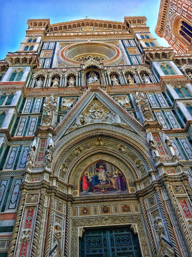 Florenz-Kathedrale -1a stockfotografie