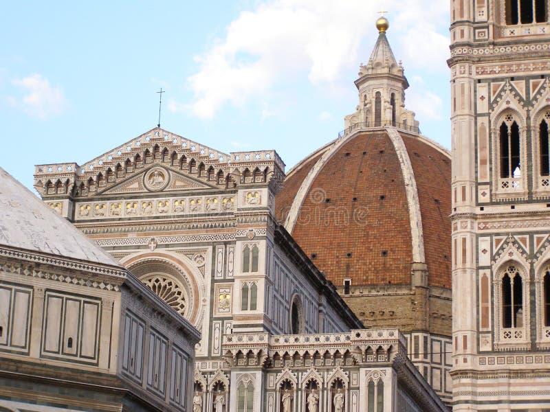 Florenz-Kathedrale lizenzfreie stockfotografie