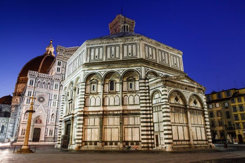 Florenz-Kathedrale stockfotos