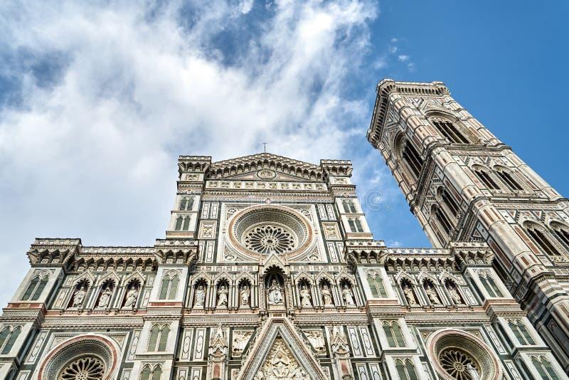 Florenz-Kathedrale Santa Maria del Fiore, Toskana, Italien stockfotos