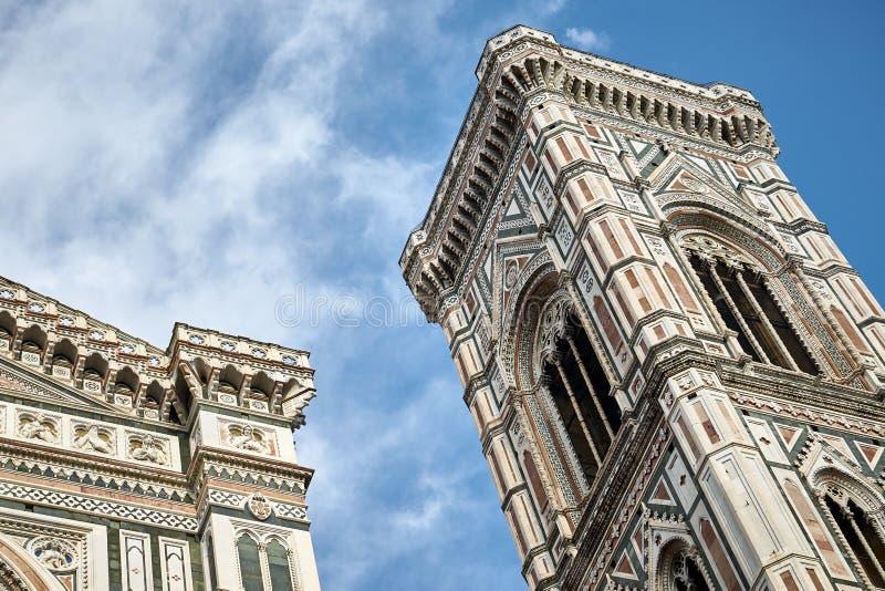 Florenz-Kathedrale Santa Maria del Fiore, Toskana, Italien stockbild