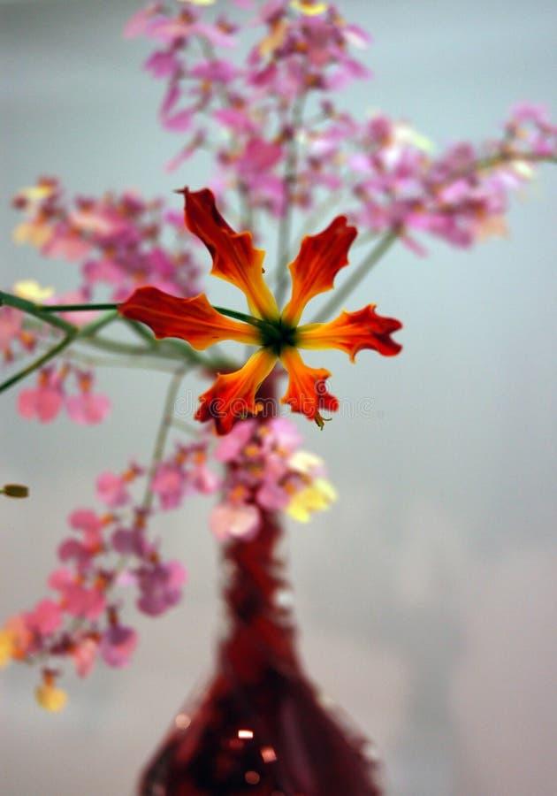 Florero imagen de archivo