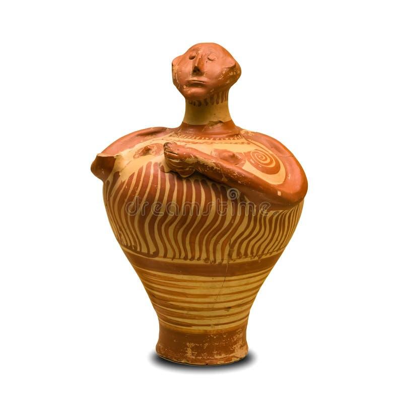 Download Florero Del Griego Clásico Aislado Imagen de archivo - Imagen de earthenware, decorativo: 42426639