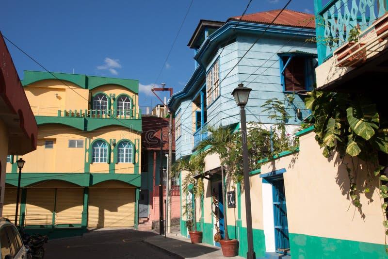 Flores, Гватемала стоковое фото rf