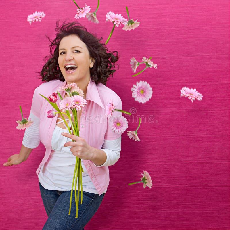 Flores 4 das flores das flores imagem de stock royalty free