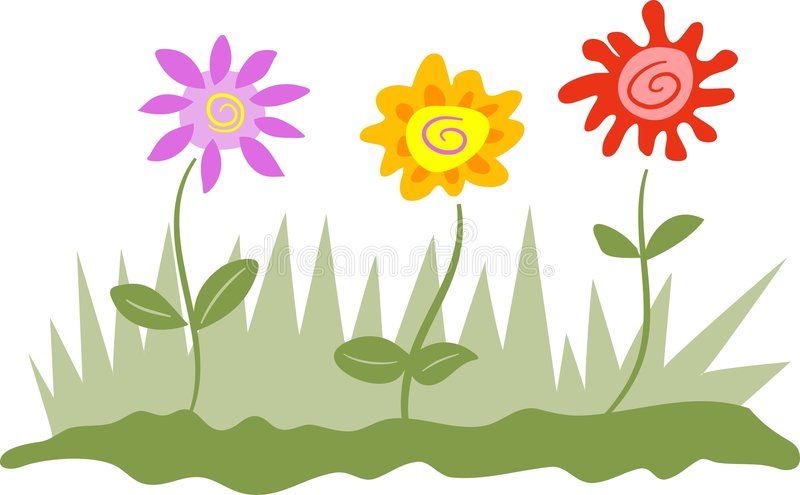 Flores libre illustration