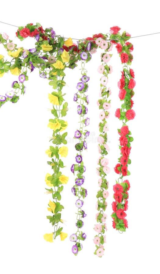 Flores artificiais. fotografia de stock