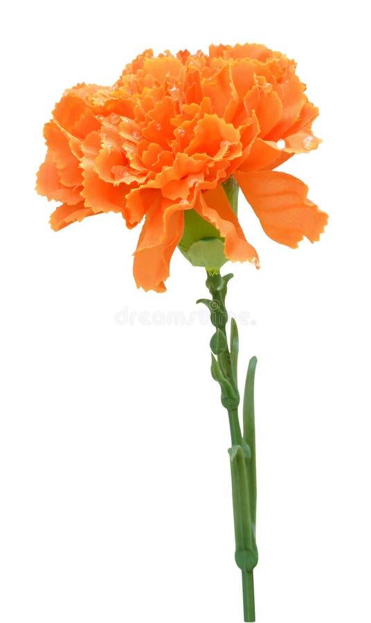 Flores artificiales coloridas imagen de archivo