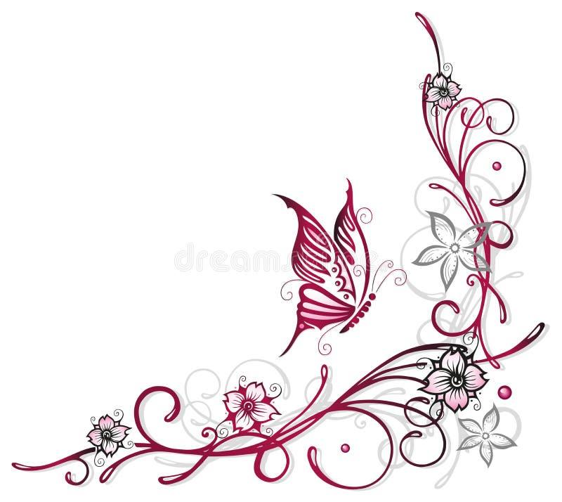 Flores de cerezo libre illustration