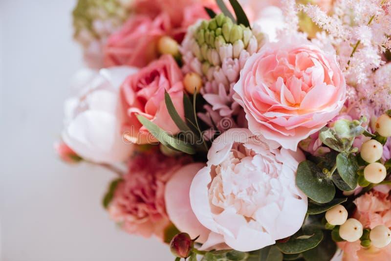 Flores de florescência bonitas imagens de stock royalty free