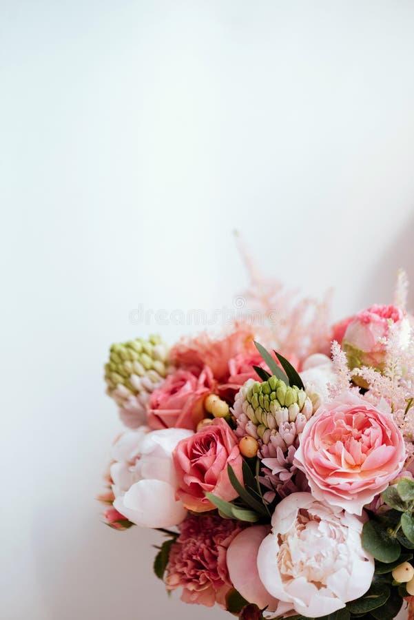 Flores de florescência bonitas fotografia de stock
