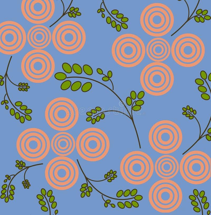Flores de la abstracción fotografía de archivo