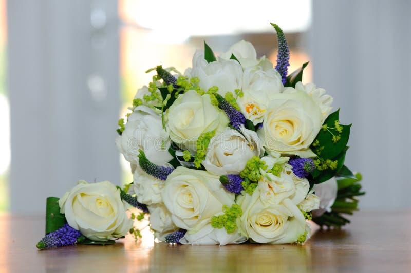 Flores de la boda imagen de archivo