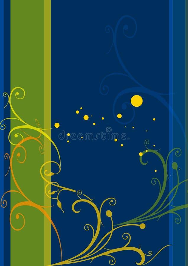 Flores de la luna libre illustration