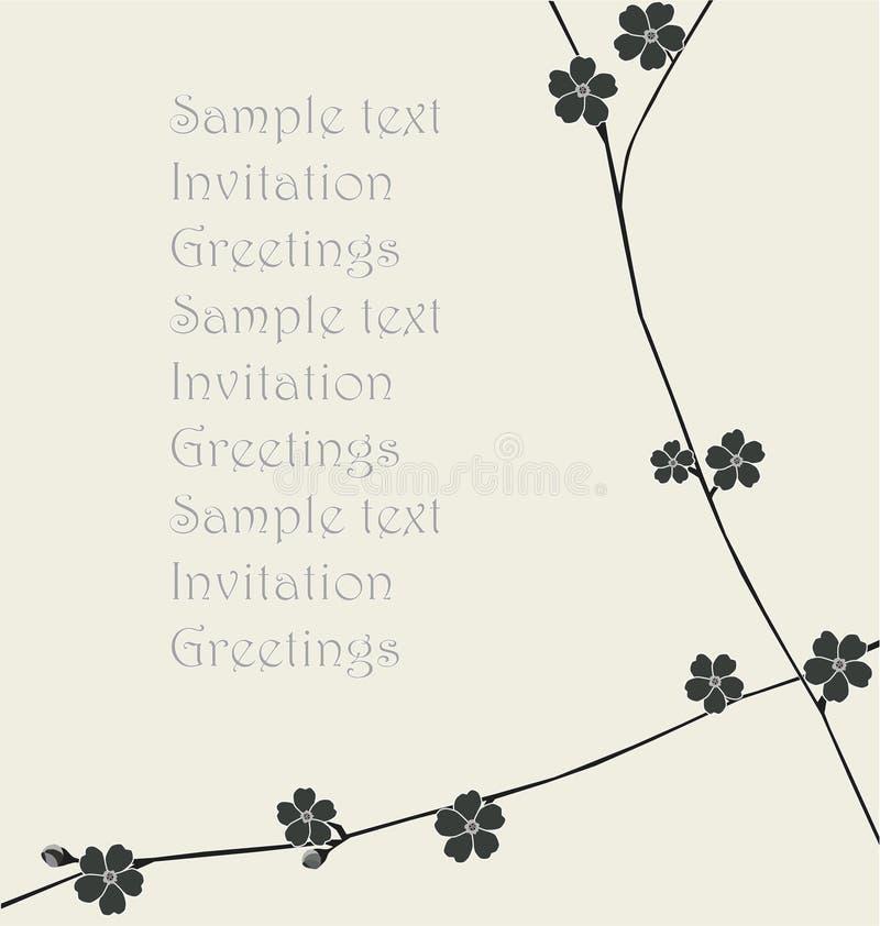 Flores de la nomeolvides libre illustration