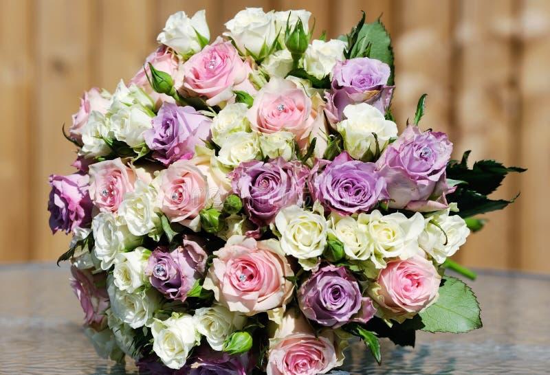 Flores de las novias imágenes de archivo libres de regalías