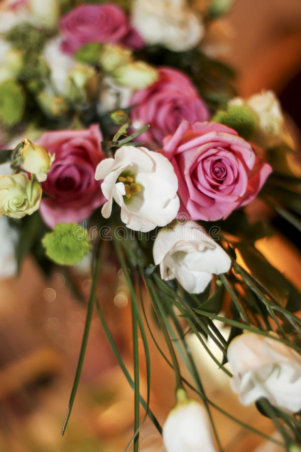 Flores de Weding imagens de stock