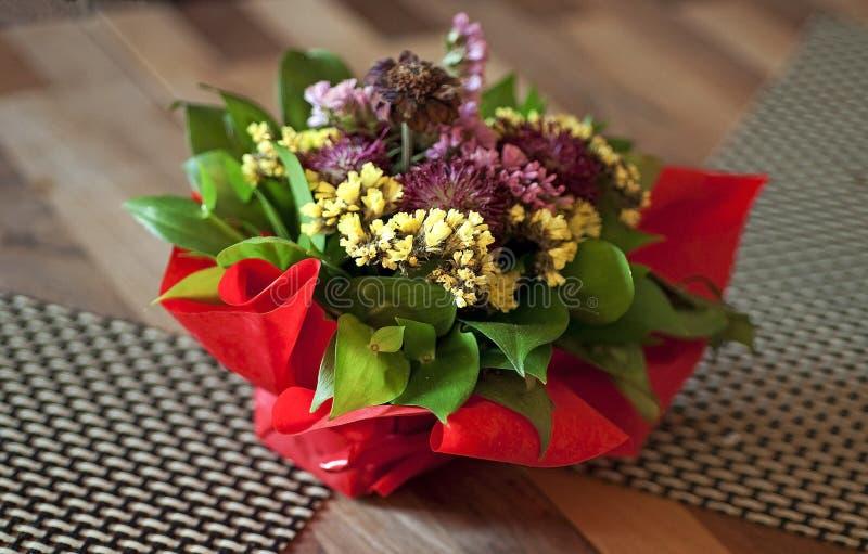 Flores decorativas fotos de archivo libres de regalías
