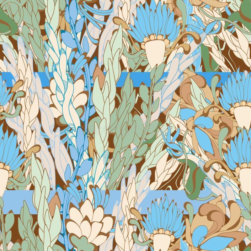 Flores del campo libre illustration