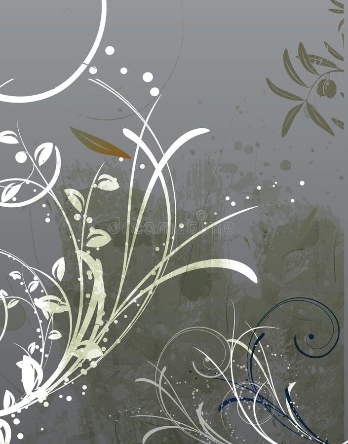 Flores del fondo libre illustration