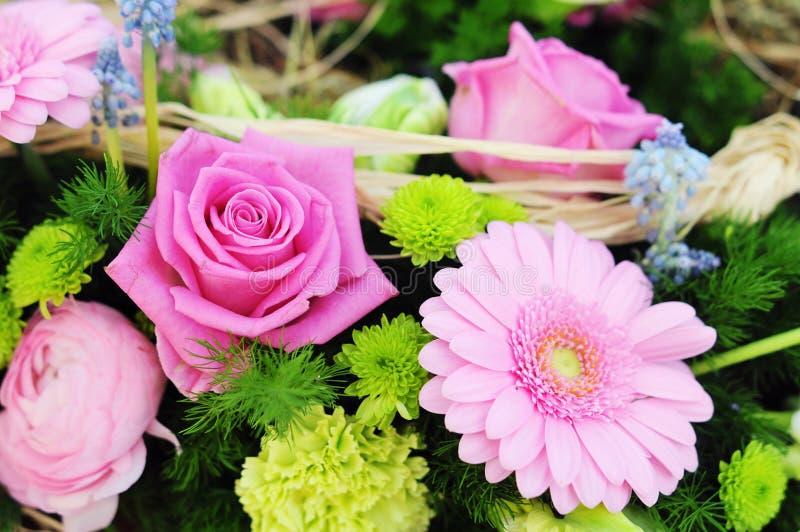 Flores del ramo imagen de archivo