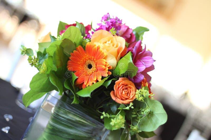 Flores do evento foto de stock