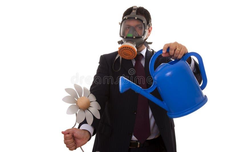 Flores do futuro imagem de stock royalty free