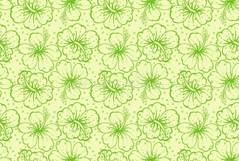 Flores do verão ilustração stock