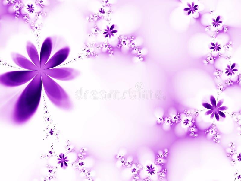 Flores Dreamlike fotografía de archivo libre de regalías