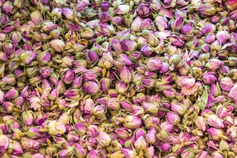Flores en bazar de la especia en Estambul imagen de archivo libre de regalías