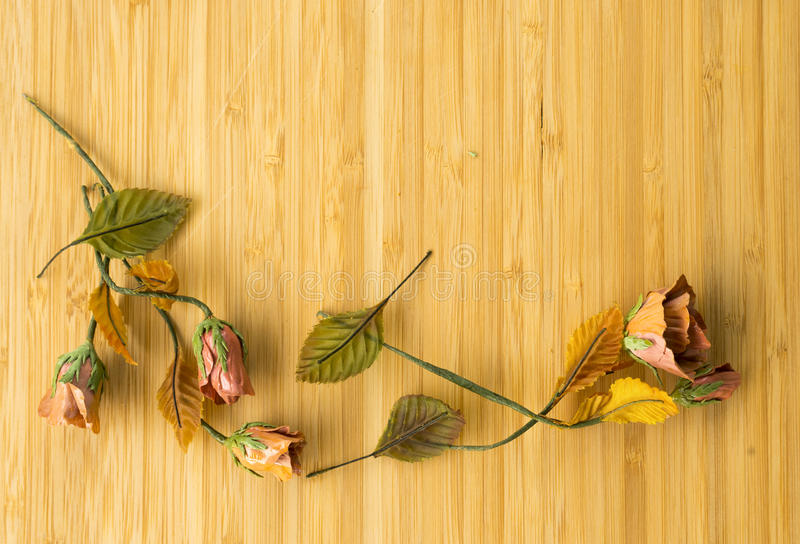 Flores falsas fotos de archivo libres de regalías