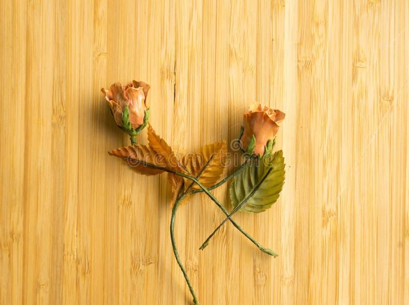 Flores falsas imagen de archivo