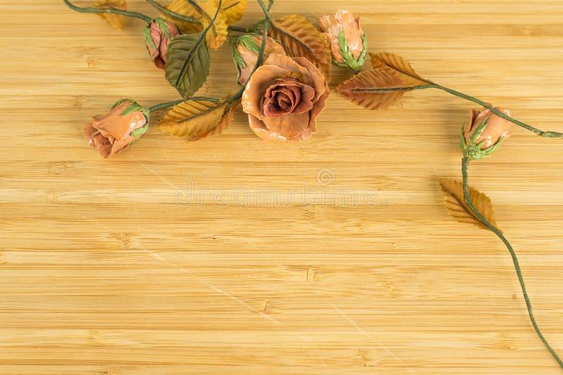 Flores falsas imágenes de archivo libres de regalías