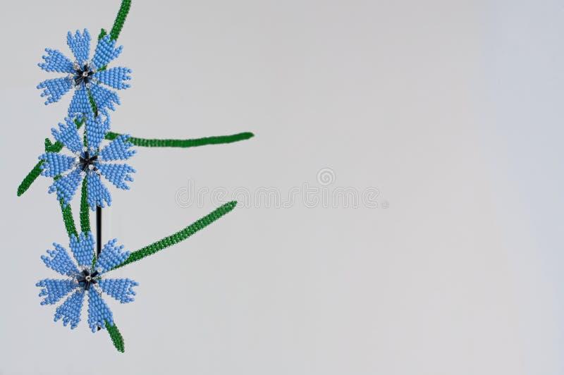 Flores hechas a mano fotos de archivo libres de regalías