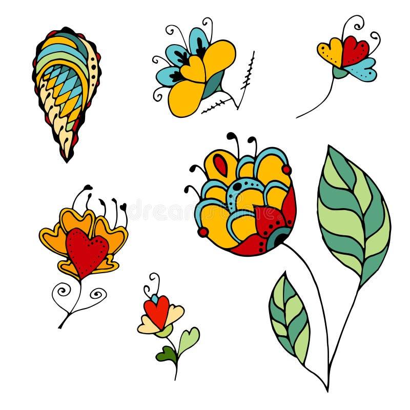Flores incompletas libre illustration