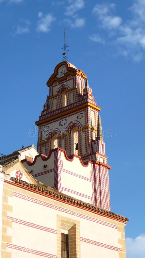 Flores klasztor obrazy royalty free
