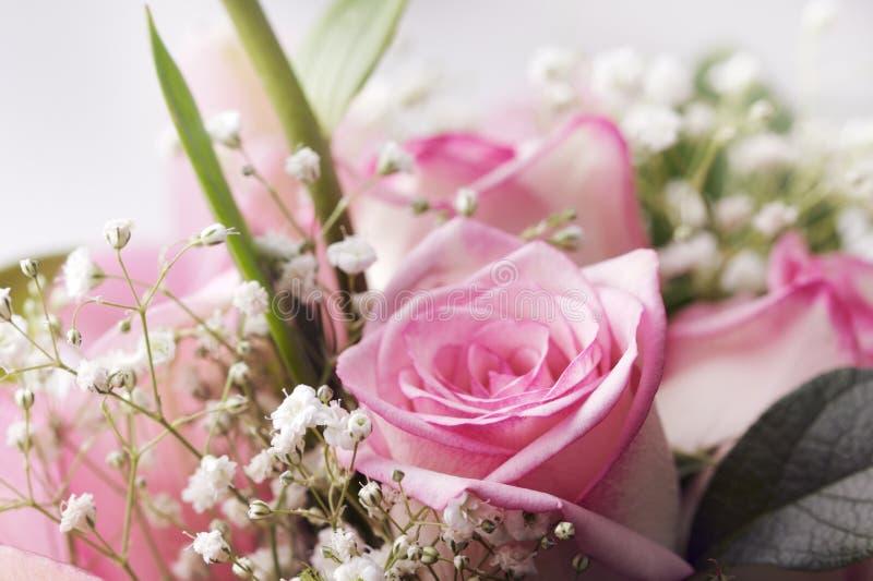 Flores nupciales fotografía de archivo