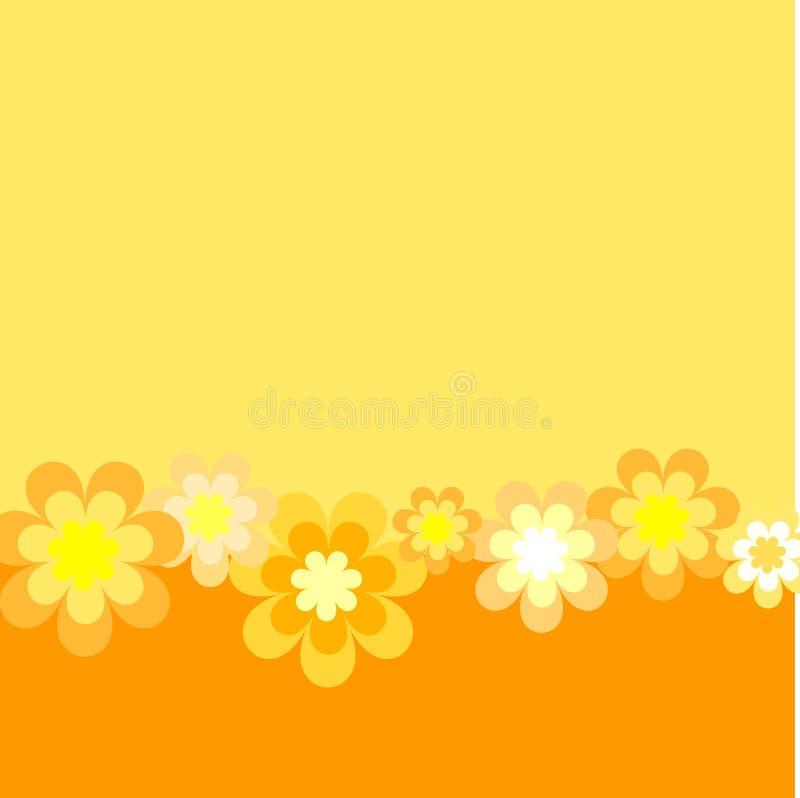 Flores retras libre illustration