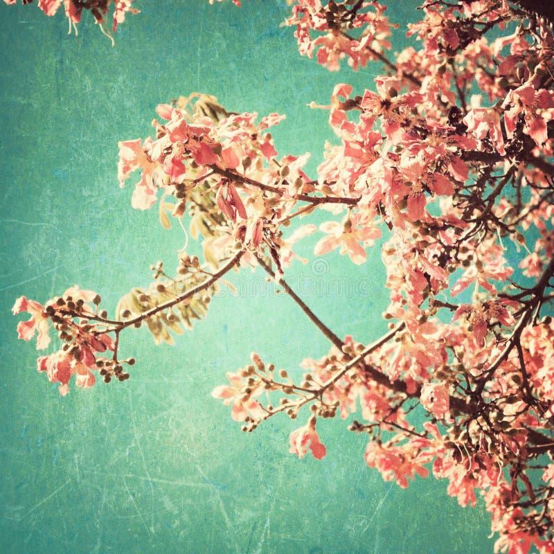 Flores Textured imagen de archivo