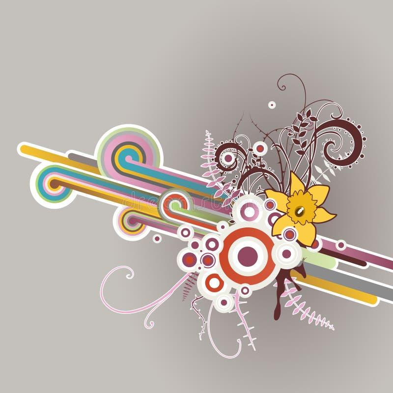 Flores. Vector libre illustration