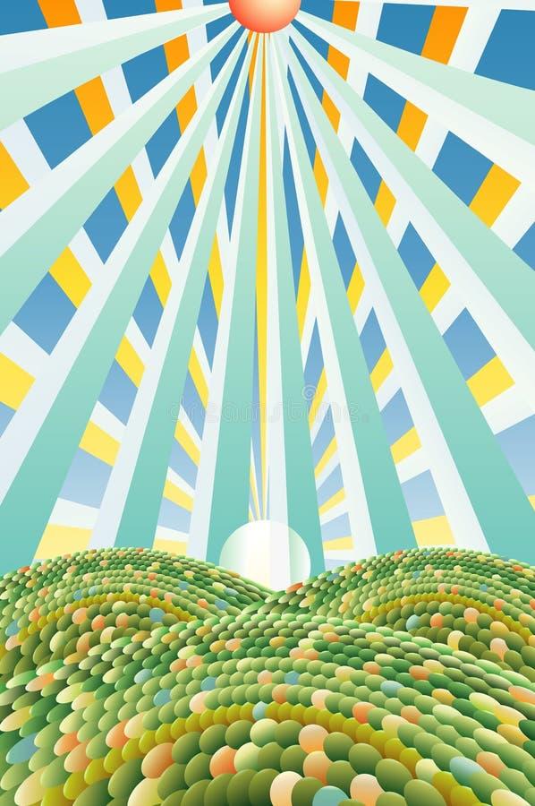 Download Floresta popular ilustração do vetor. Ilustração de arte - 10060702